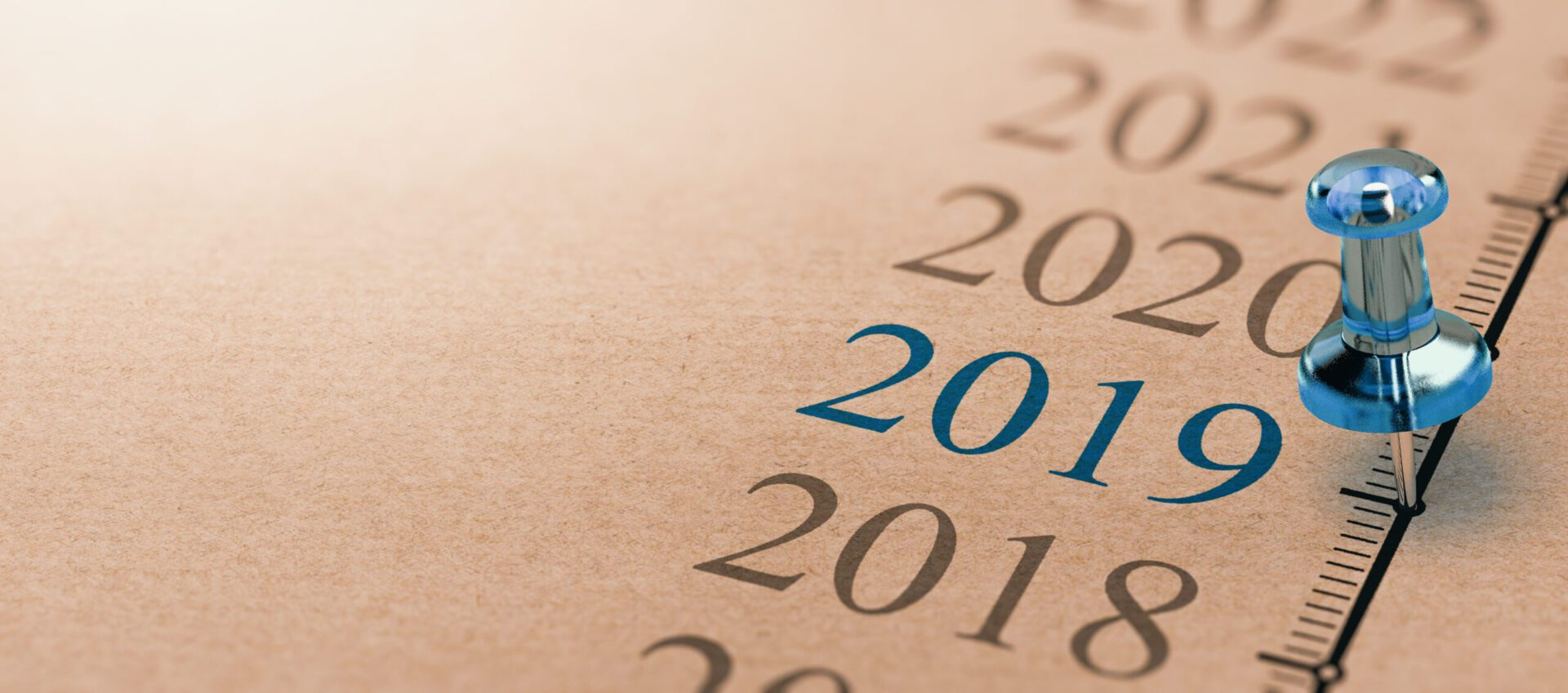 Two Important Dates Not to Miss in 2019