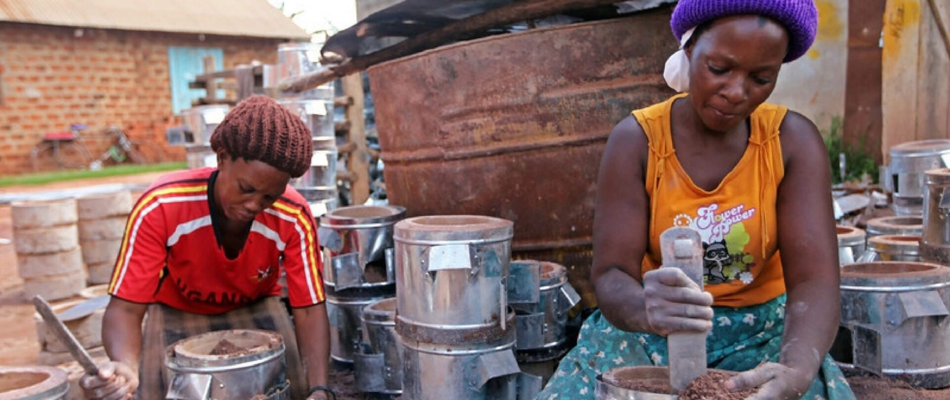 Efficient Cookstoves in <strong>Uganda</strong>