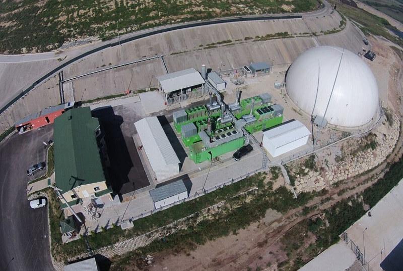 Landfill Gas Turkey