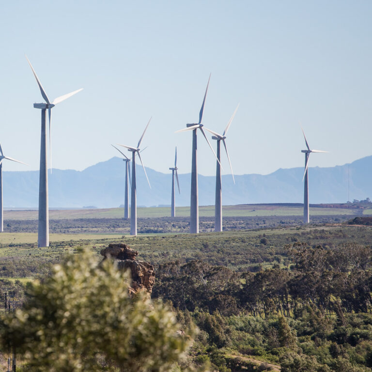 Carbon Offsetting - Windmills